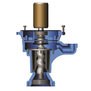 Barnes progressing cavity pump